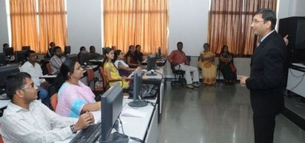 MATLAB hands-on Training at MET Bhujbal Knowledge City, Nashik.